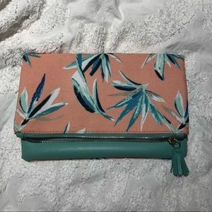 Rachel Pally Reversible Palm clutch